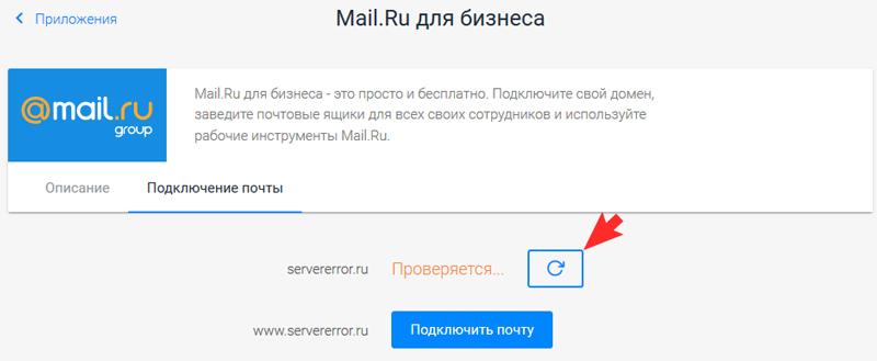 сколько ждать домен после регистрации